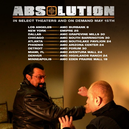 ABSOLUTION IN THEATERS MAY 15TH 2015